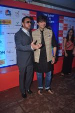 Vivek Oberoi, Gulshan Grover at Glow Show at EEMAX event on 20th Sept 2015