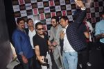 Ayushmann Khurrana, Mika Singh, Manmeet and harmeet Gulzar at Suron Ke Rang Colors Ke Sang in Mumbai on 21st Sept 2015