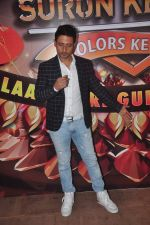 Manmeet Gulzar at Suron Ke Rang Colors Ke Sang in Mumbai on 21st Sept 2015