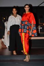 Masaba, Alecia Raut at Blenders Pride tour preview in Mumbai on 21st Sept 2015
