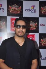 Mika Singh at Suron Ke Rang Colors Ke Sang in Mumbai on 21st Sept 2015