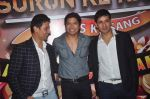 Shaan at Suron Ke Rang Colors Ke Sang in Mumbai on 21st Sept 2015 (15)_560121fa27e98.JPG
