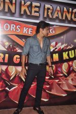Shaan at Suron Ke Rang Colors Ke Sang in Mumbai on 21st Sept 2015 (16)_560121fad9963.JPG
