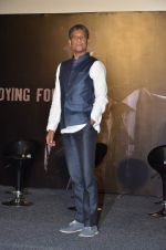Adil Hussain at cellfie press meet for film Main Aur Charles on 23rd Sept 2015