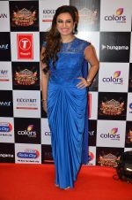 Akriti kakkar at Gulshan Kumar Tribute in Filmcity on 22nd Sept 2015 (316)_5602a81bad850.JPG