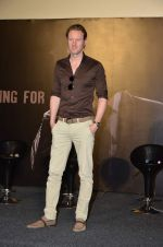 Alexx O neil at cellfie press meet for film Main Aur Charles on 23rd Sept 2015
