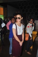 Alia Bhatt at garnier bus event in Churchgate on 22nd Sept 2015 (4)_560260cdae151.JPG