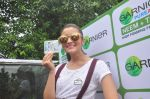 Alia Bhatt at garnier bus event in Churchgate on 22nd Sept 2015