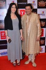 Anup Jalota at Gulshan Kumar Tribute in Filmcity on 22nd Sept 2015 (104)_5602a844ee952.JPG