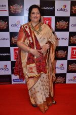 Anuradha Paudwal at Gulshan Kumar Tribute in Filmcity on 22nd Sept 2015
