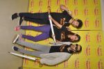 Anushka Ranjan, Diganth Manchale and Karan Grover promote Wedding Pullav at Radio Mirchi studio on 23rd Sept 2015 (6)_5602b3227e92b.JPG