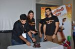 Anushka S Ranjan, Diganth, Karan V Grover at wedding Pullav promotions at Law college in Vile parle on 22nd Sept 2015 (61)_56026282ecf2e.JPG