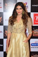 Athiya Shetty at Gulshan Kumar Tribute in Filmcity on 22nd Sept 2015
