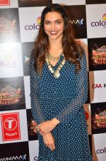 Deepika Padukone at Gulshan Kumar Tribute in Filmcity on 22nd Sept 2015 (416)_5602a9021c8f0.JPG