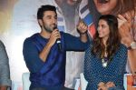 Deepika Padukone, Ranbir Kapoor at Tamasha trailor launch in Mumbai on 22nd Sept 2015 (101)_5602a763ae2e2.JPG