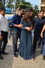 Deepika Padukone, Ranbir Kapoor at Tamasha trailor launch in Mumbai on 22nd Sept 2015 (26)_5602a6dd1ae6d.JPG