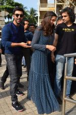 Deepika Padukone, Ranbir Kapoor at Tamasha trailor launch in Mumbai on 22nd Sept 2015 (28)_5602a6dfa2587.JPG