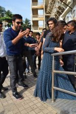 Deepika Padukone, Ranbir Kapoor at Tamasha trailor launch in Mumbai on 22nd Sept 2015 (30)_5602a6e0a9523.JPG