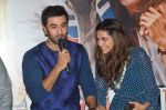 Deepika Padukone, Ranbir Kapoor at Tamasha trailor launch in Mumbai on 22nd Sept 2015 (86)_5602a6e83cc04.JPG