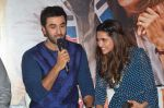 Deepika Padukone, Ranbir Kapoor at Tamasha trailor launch in Mumbai on 22nd Sept 2015 (87)_5602a75e29dce.JPG