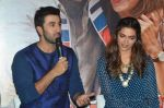 Deepika Padukone, Ranbir Kapoor at Tamasha trailor launch in Mumbai on 22nd Sept 2015 (92)_5602a6ea8a3e8.JPG
