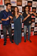 Deepika Padukone, Ranbir Kapoor, Imtiaz Ali at Gulshan Kumar Tribute in Filmcity on 22nd Sept 2015 (424)_5602a937785fd.JPG