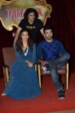 Deepika Padukone, Ranbir Kapoor, Imtiaz Ali at Tamasha trailor launch in Mumbai on 22nd Sept 2015 (46)_5602a7bddfd8d.JPG