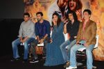 Deepika Padukone, Ranbir Kapoor, Siddharth roy kapur, Imtiaz Ali, Sajid Nadiadwala at Tamasha trailor launch in Mumbai on 22nd Sept 2015 (29)_56025fb87c992.JPG
