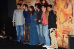Deepika Padukone, Ranbir Kapoor, Siddharth roy kapur, Imtiaz Ali, Sajid Nadiadwala, Bhushan Kumar at Tamasha trailor launch in Mumbai on 22nd Sept 2015 (22)_56025f7a84e00.JPG