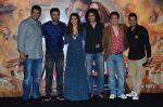 Deepika Padukone, Ranbir Kapoor, Siddharth roy kapur, Imtiaz Ali, Sajid Nadiadwala, Bhushan Kumar at Tamasha trailor launch in Mumbai on 22nd Sept 2015 (70)_5602a77a3721f.JPG