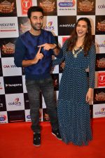 Deepika Padukone, Ranbir Kapoor at Gulshan Kumar Tribute in Filmcity on 22nd Sept 2015