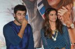 Deepika Padukone, Ranbir Kapoor at Tamasha trailor launch in Mumbai on 22nd Sept 2015