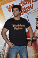 Diganth at wedding Pullav promotions at Law college in Vile parle on 22nd Sept 2015