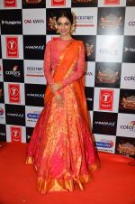 Divya Kumar at Gulshan Kumar Tribute in Filmcity on 22nd Sept 2015