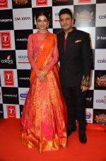 Divya Kumar, Bhushan Kumar at Gulshan Kumar Tribute in Filmcity on 22nd Sept 2015 (105)_5602a96a0f5cc.JPG