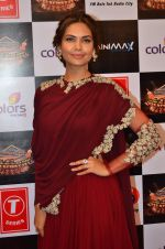 Esha Gupta at Gulshan Kumar Tribute in Filmcity on 22nd Sept 2015 (454)_5602a99471810.JPG
