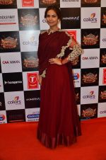 Esha Gupta at Gulshan Kumar Tribute in Filmcity on 22nd Sept 2015