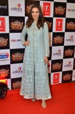 Evelyn Sharma at Gulshan Kumar Tribute in Filmcity on 22nd Sept 2015 (311)_5602a9a4620e6.JPG