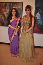 Gracy singh at vishnu sonawane_s art event in Jehangir Art Gallery on 22nd Sept 2015 (10)_560261784cfd1.JPG