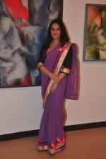 Gracy singh at vishnu sonawane_s art event in Jehangir Art Gallery on 22nd Sept 2015 (14)_560261796fd30.JPG