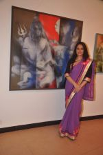 Gracy singh at vishnu sonawane_s art event in Jehangir Art Gallery on 22nd Sept 2015 (17)_5602617b94d55.JPG