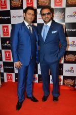 Gulshan Grover at Gulshan Kumar Tribute in Filmcity on 22nd Sept 2015