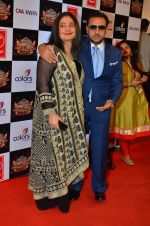 Gulshan Grover, Pooja Bhatt at Gulshan Kumar Tribute in Filmcity on 22nd Sept 2015 (328)_5602a9c48e229.JPG
