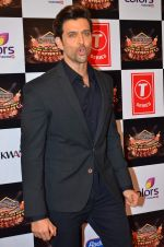 Hrithik Roshan at Gulshan Kumar Tribute in Filmcity on 22nd Sept 2015 (250)_5602aa49c6379.JPG