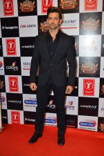 Hrithik Roshan at Gulshan Kumar Tribute in Filmcity on 22nd Sept 2015 (254)_5602aa4cc374f.JPG