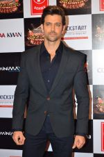 Hrithik Roshan at Gulshan Kumar Tribute in Filmcity on 22nd Sept 2015
