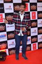 Javed Jaffrey at Gulshan Kumar Tribute in Filmcity on 22nd Sept 2015 (86)_5602aa770e9d6.JPG