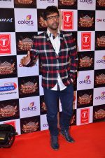 Javed Jaffrey at Gulshan Kumar Tribute in Filmcity on 22nd Sept 2015 (87)_5602aa77e33e9.JPG