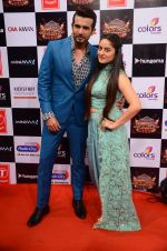 Jay Bhanushali, Mahi Vij at Gulshan Kumar Tribute in Filmcity on 22nd Sept 2015 (111)_5602aa81c2899.JPG