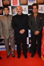 Jeetendra, Shakti Kapoor, Rakesh Roshan at Gulshan Kumar Tribute in Filmcity on 22nd Sept 2015 (154)_5602aa95d9477.JPG